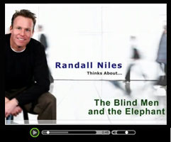 Blind Men and the Elephant - Watch this short video clip